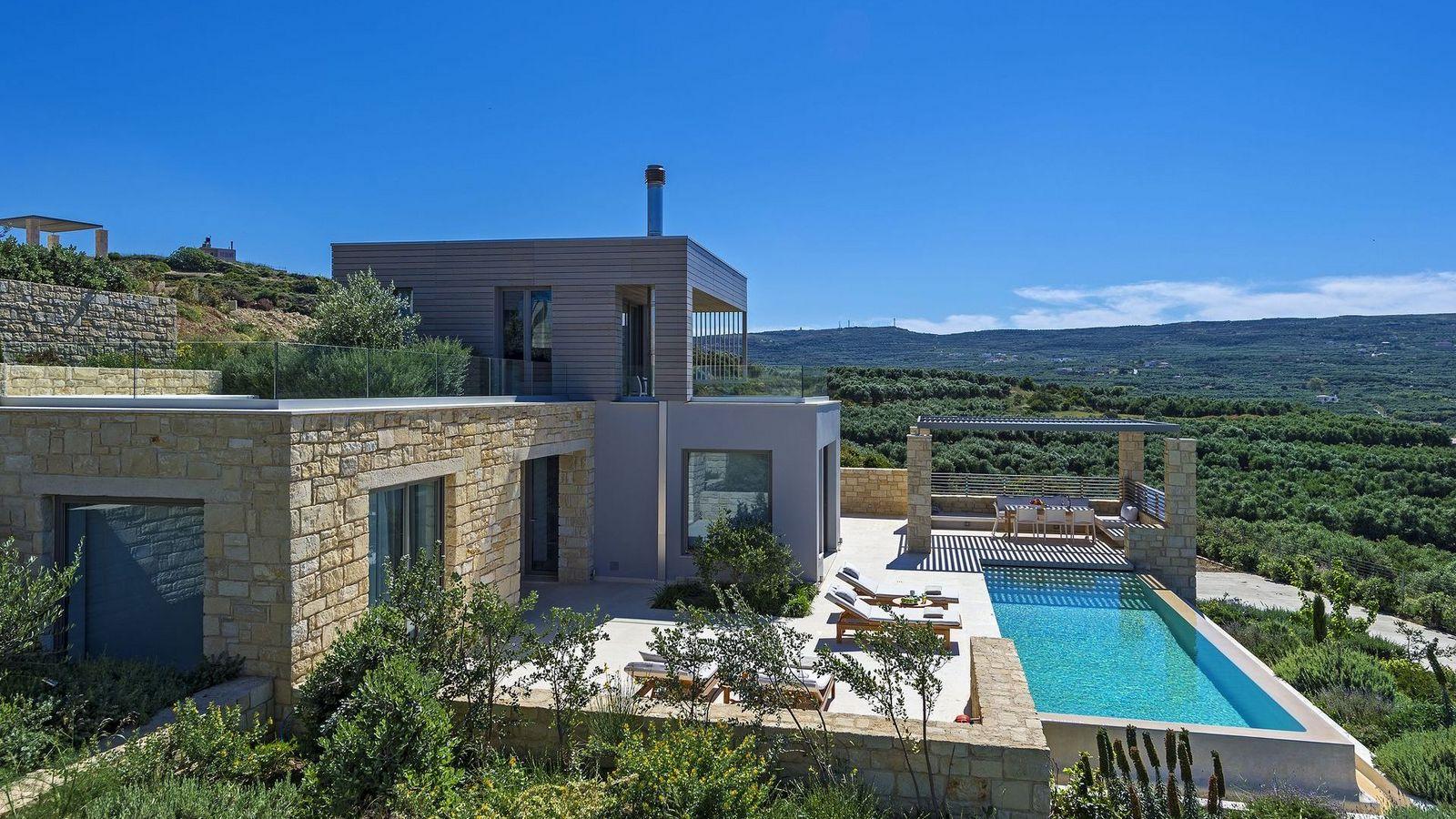Крит вилла отдых самая дешевая недвижимость в мире 2019